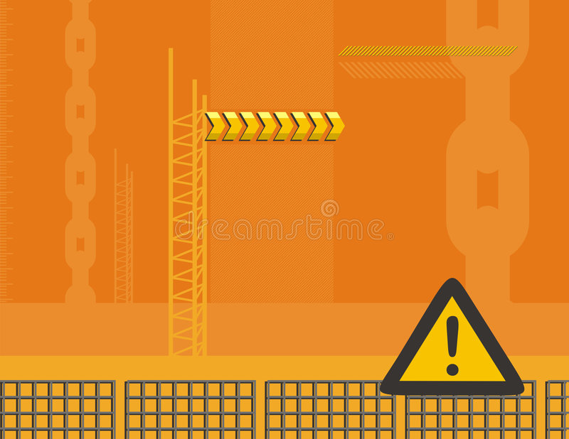 Download Industrial Background stock vector. Image of project, background - 1766558