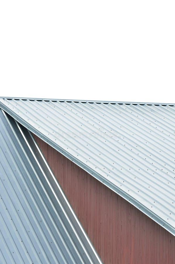 Industrial Building Roof Sheets, Grey Steel Rooftop ...