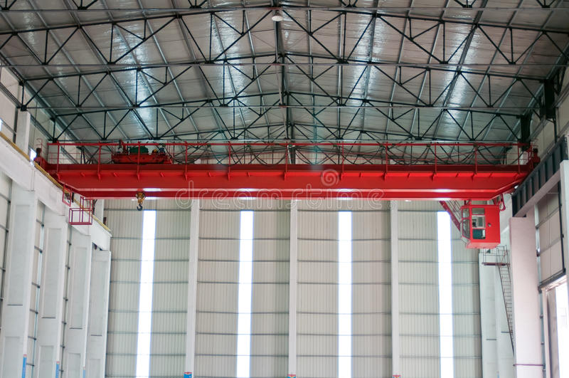 Download Industrial Crane Stock Image - Image: 15454821