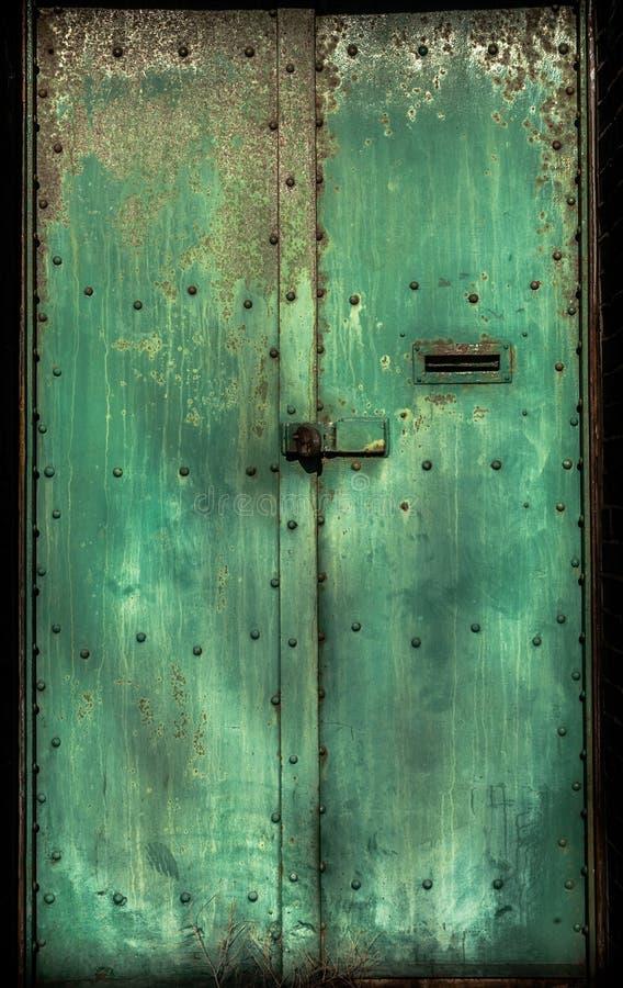 Download Industrial Door stock photo. Image of door, neglect, dungeon - 40102998