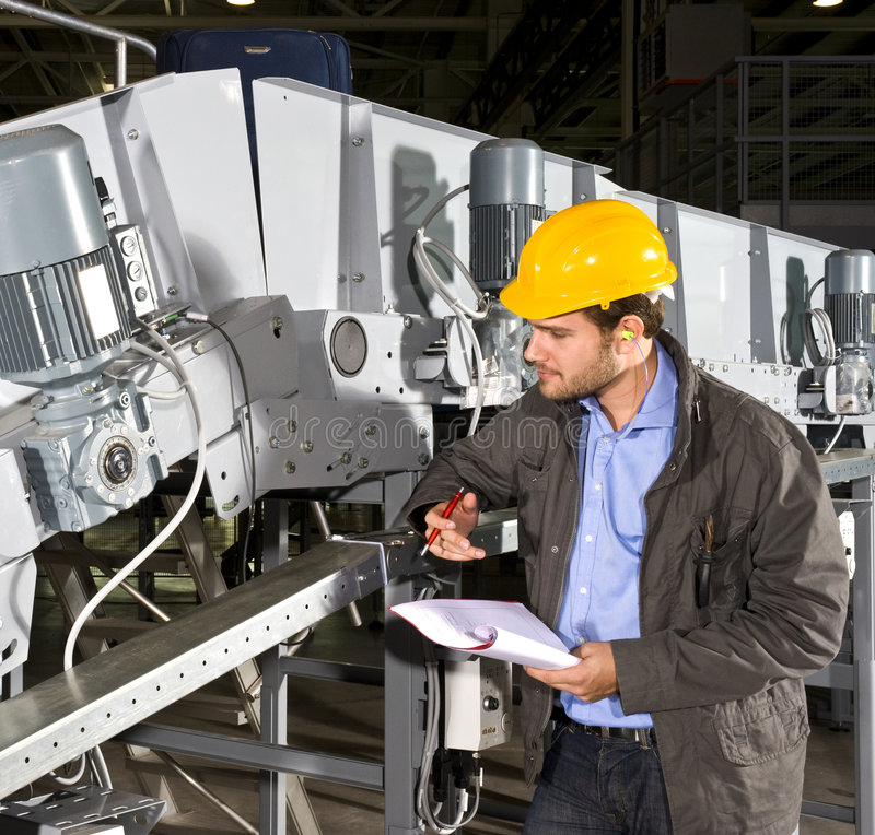 Download Industrial Equipment Check Stock Photos - Image: 6425093