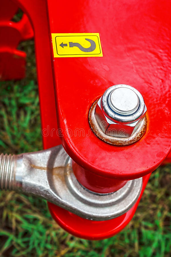 Industrial equipment.Details 20 stock photography