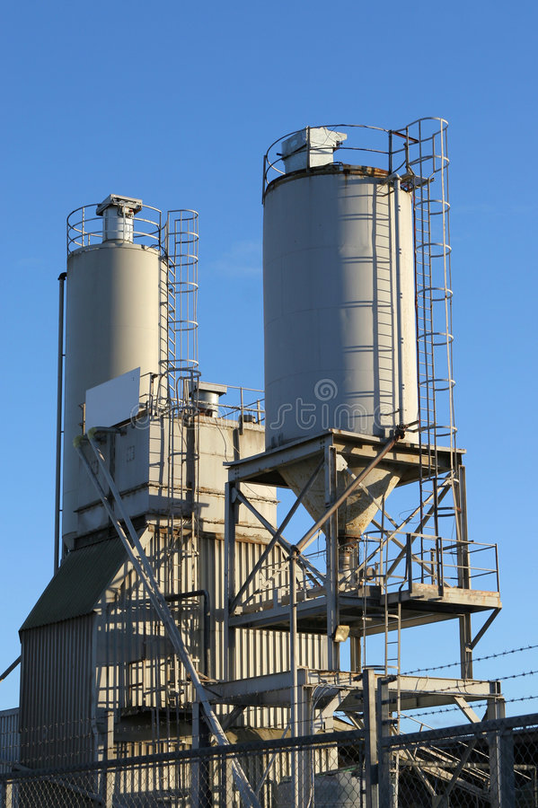Industrial Feeders stock photography