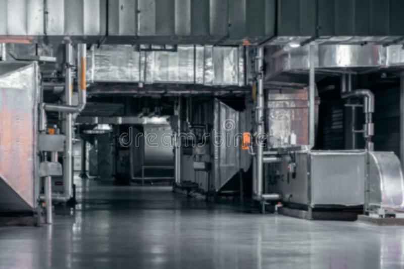 Industrial, interior, ambiente, atmosférico, ventilação, condicionador de ar foto de stock royalty free