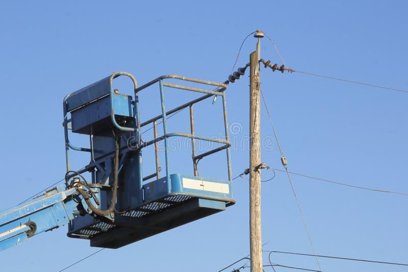 Raise On Pole Wires - WIRE Center •