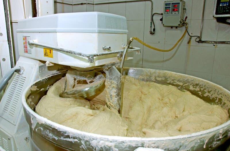 Download Industrial Machine Making Pasta Stock Photo - Image: 27458626