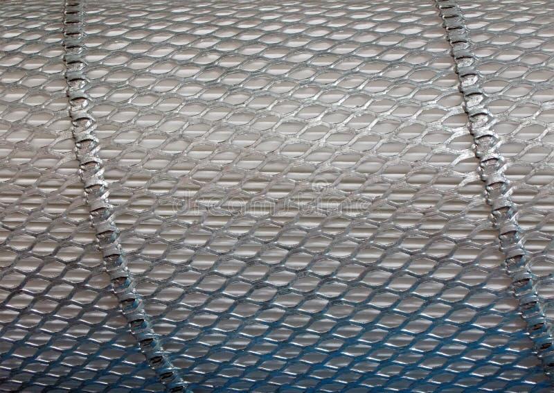 Download Industrial Metal Grid Closeup Texture Background, Stock Image - Image of macro, industry: 15159539