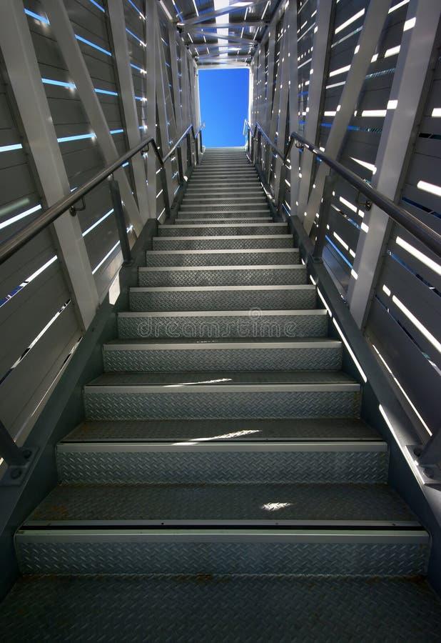 Download Industrial Metal Steps Stock Photo. Image Of Steep, Steel    25301508