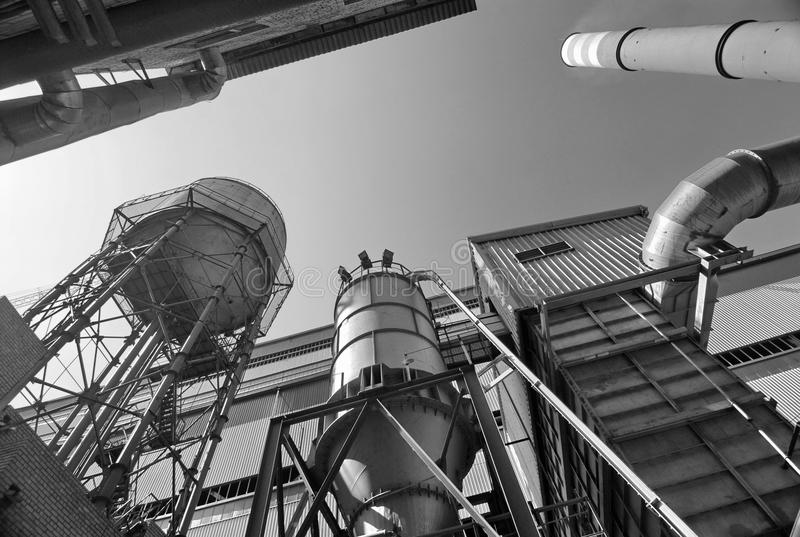 Download Industrial object stock image. Image of clear, pollution - 22780771