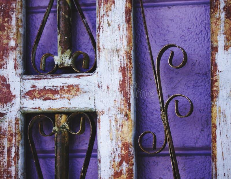 Industrial púrpura fotos de archivo libres de regalías