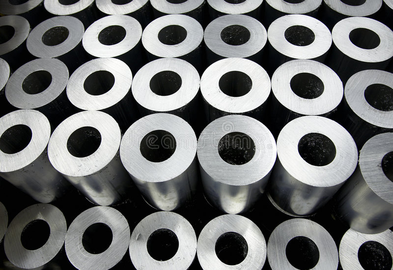 Industrial parts stock photography
