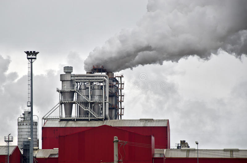 Download Industrial plant stock image. Image of energy, chimney - 29970767