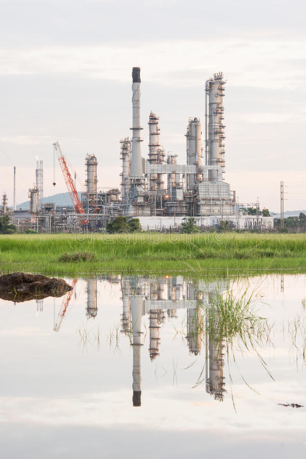 Download Industrial Plant Power Station Stock Photo - Image of industrial, factory: 46466146