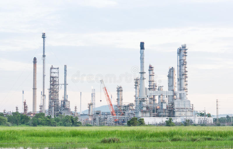 Download Industrial Plant Power Station Stock Image - Image of power, generating: 47085033