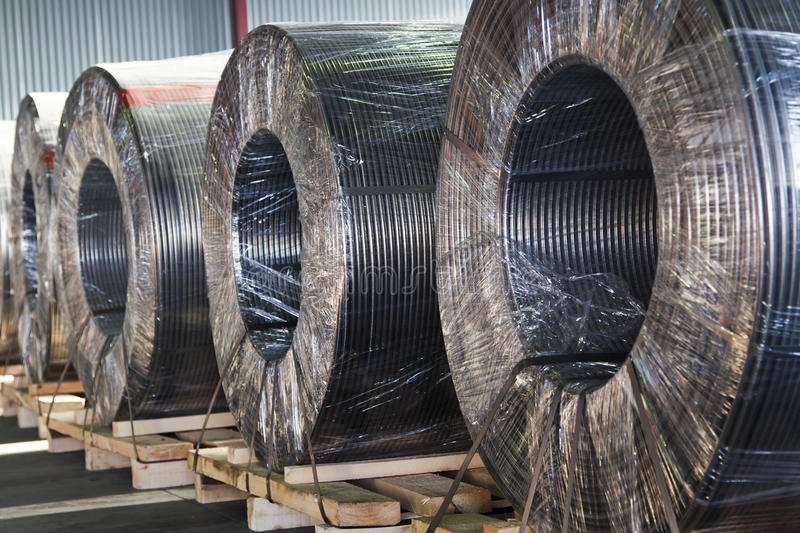 Download Industrial Power Electric Cable Stock Photo - Image of cable, up: 28840948