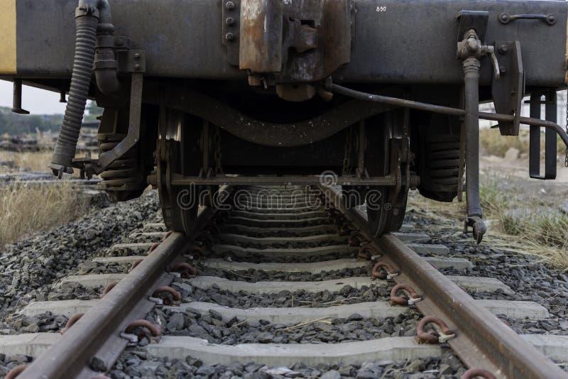 Industrial rail car wheels closeup photo ,train wheel. Industrial rail car wheels closeup photo ,train wheel stock photo