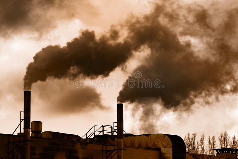 Industrial Revolution royalty free stock images