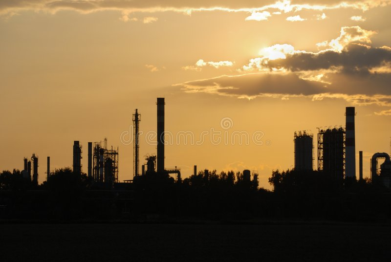 Industrial romantic stock images