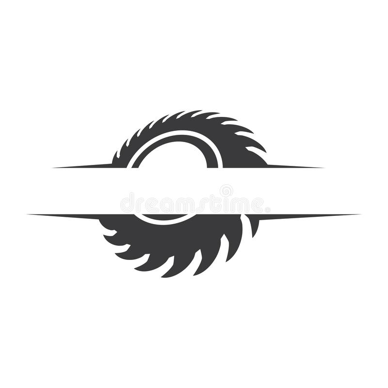 Free Industrial Saw Vector Illustration Icon Royalty Free Stock Photo - 160011715