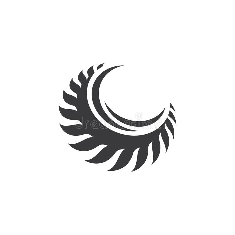 Free Industrial Saw Vector Illustration Icon Royalty Free Stock Photography - 160011767
