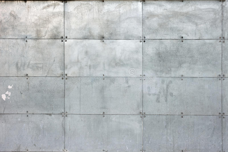 Industrial siding background
