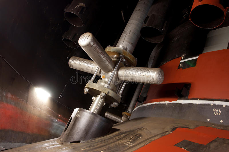 Download Industrial Space Close With Nuclear Reactor Editorial Stock Photo - Image: 31657913