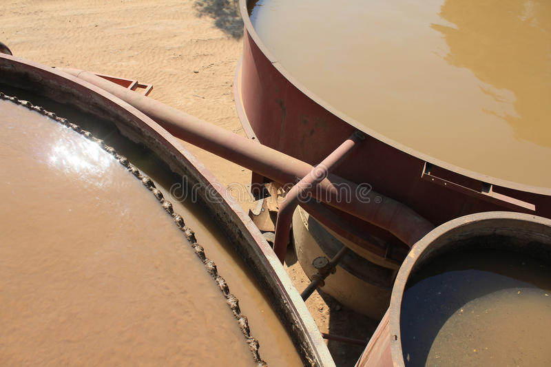 Industrial Tanks stock images
