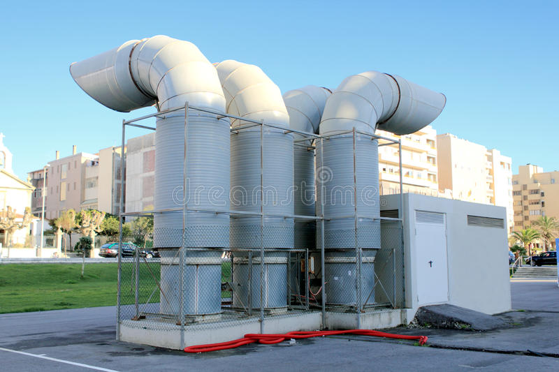 Industrial Ventilation