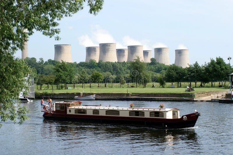 Download Industrial Waterways stock image. Image of travel, trent - 19627
