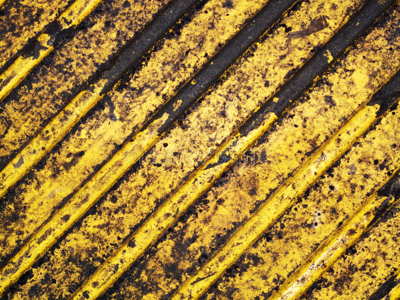 Industrial yellow background royalty free stock photo