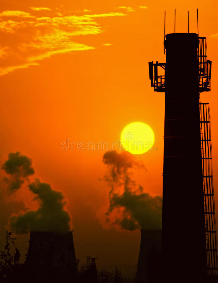 Download Industrial zone stock image. Image of social, environment - 16456539