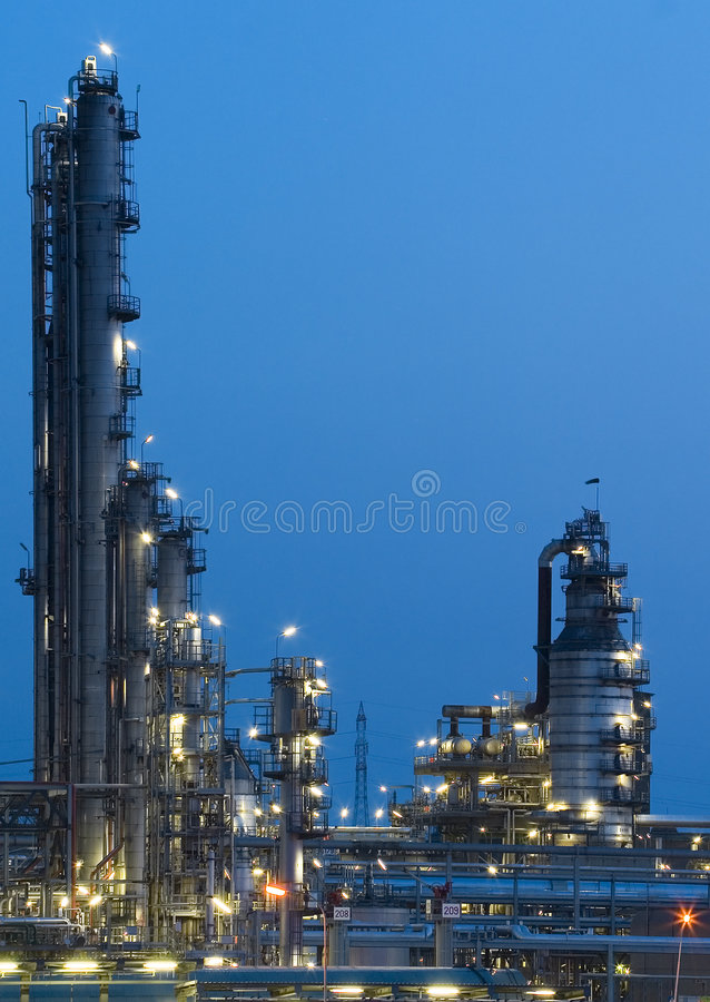 Industrie 1. photo stock