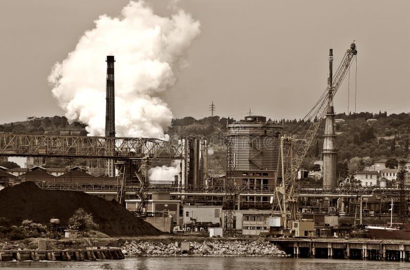 Industrie lizenzfreies stockbild