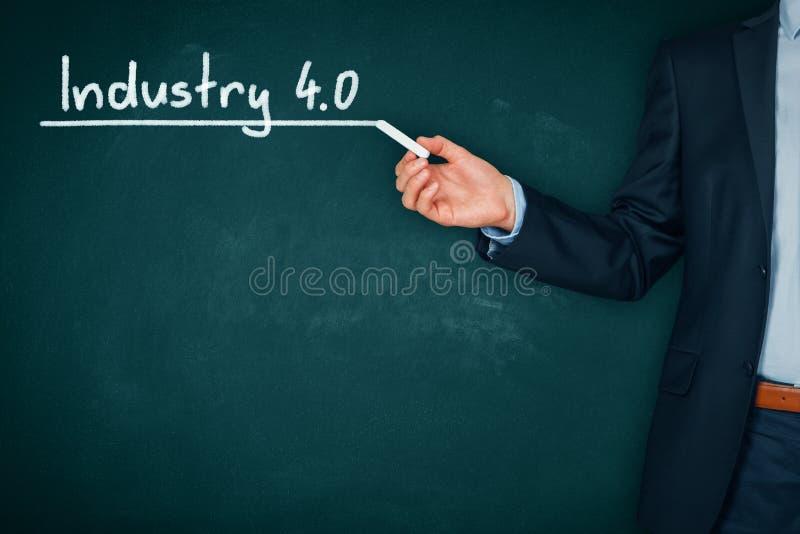 Industrie 4 royalty-vrije stock fotografie