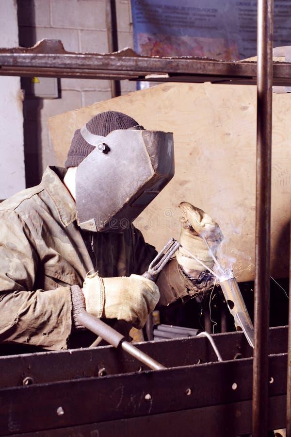 Download Industrie de soudeuse photo stock. Image du industriel - 2147658