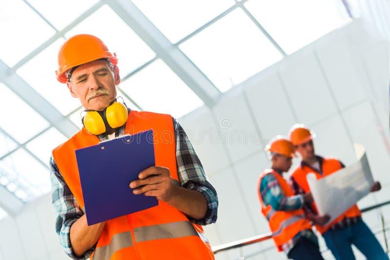 Industrie du bâtiment images stock