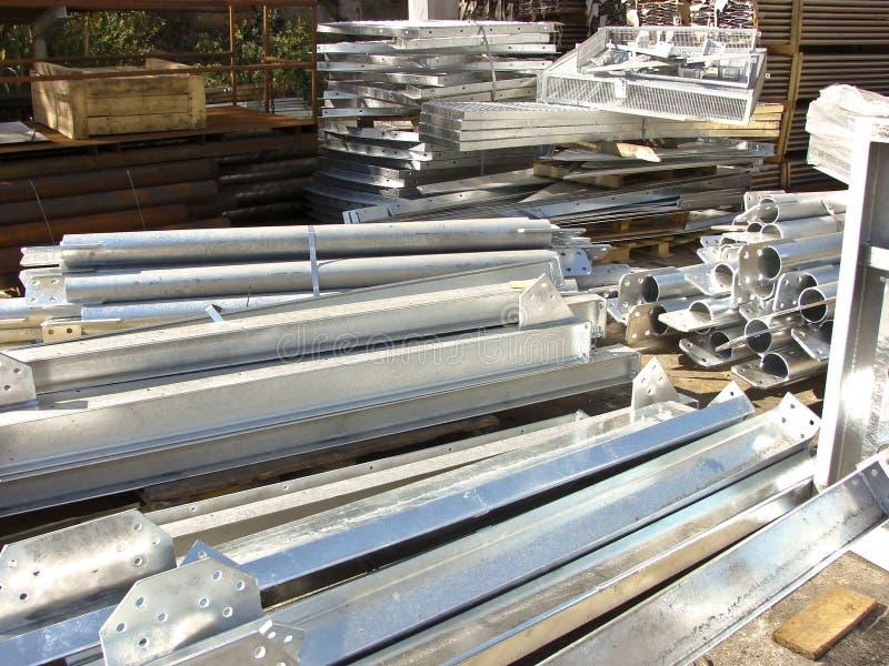 Industrie métallurgique photographie stock