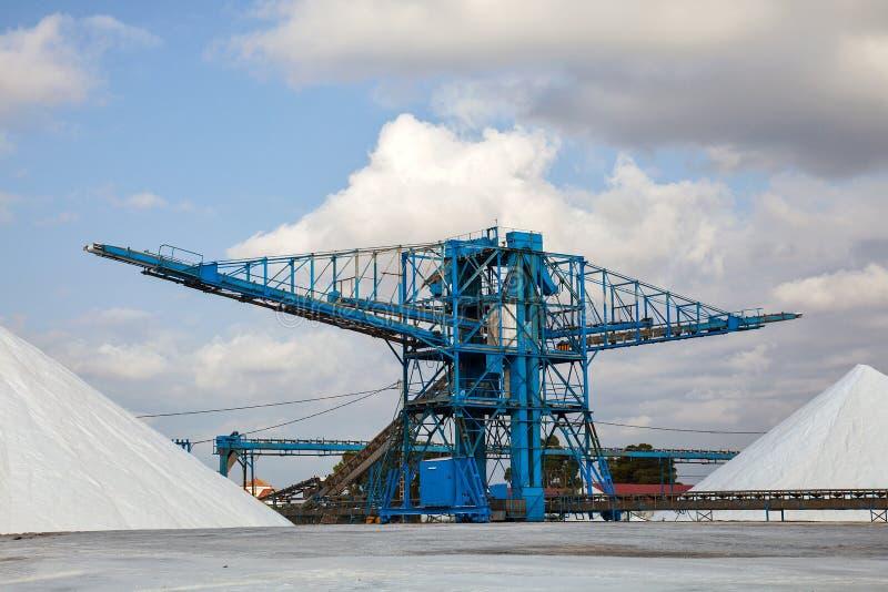 Industrie minière image stock