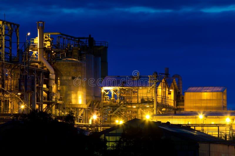 Industrie in Onton lizenzfreies stockbild