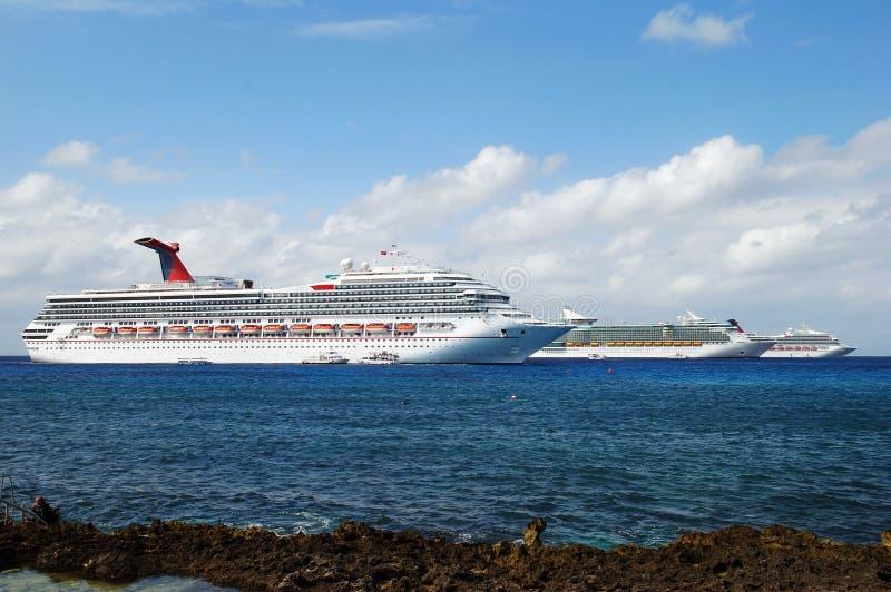 Industrie van de cruise royalty-vrije stock afbeeldingen