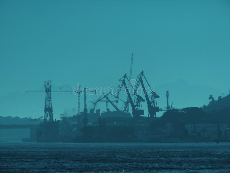 Industrieel stock afbeeldingen