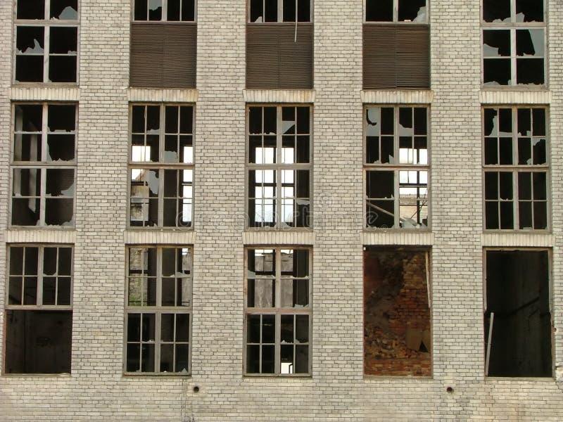 Industrieel huis royalty-vrije stock foto's