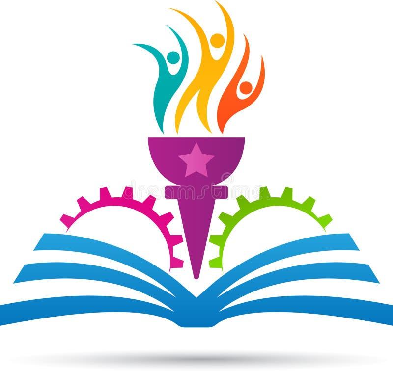 Industrieel Onderwijs royalty-vrije illustratie