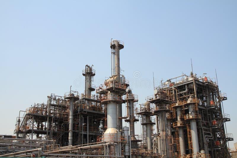 Industriegebiet Keihin stockfoto
