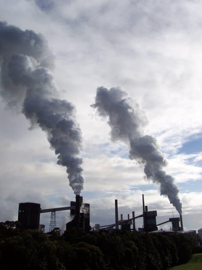 Industriell stockbilder