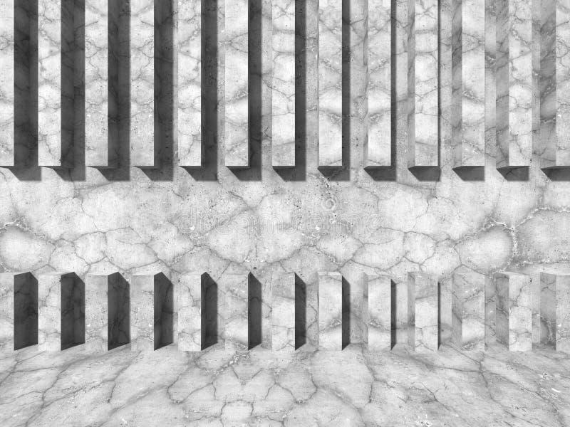 Download Industriell Abstrakt Bakgrund För Betongvägg Modern Stads- Const Stock Illustrationer - Illustration av cement, inget: 78728921