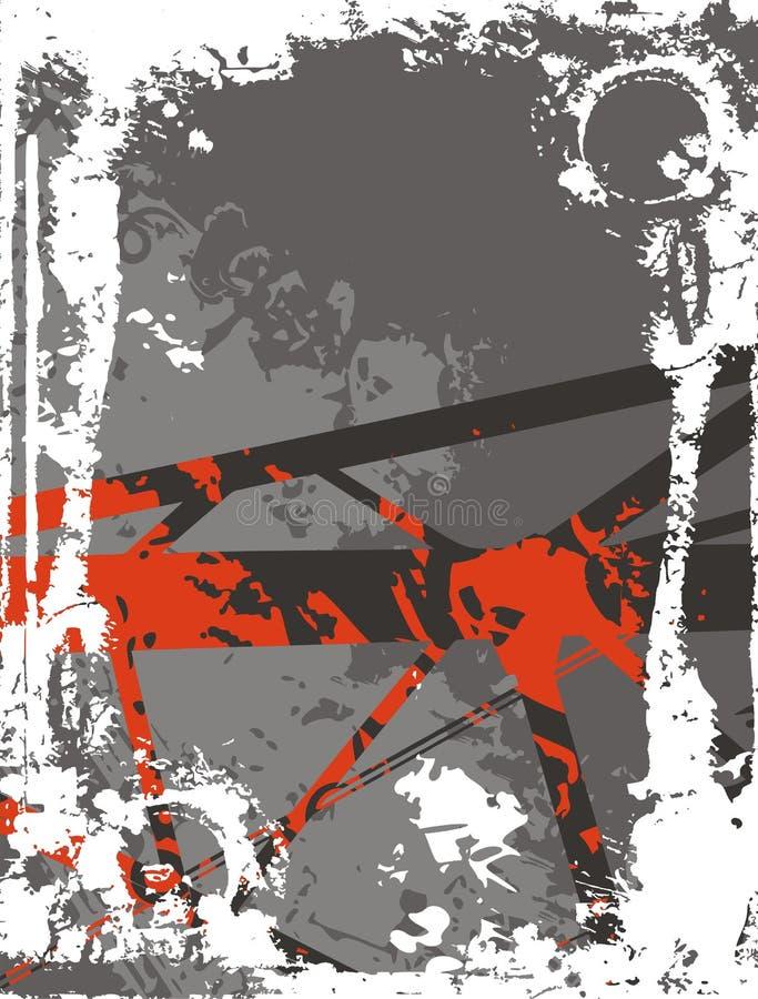 industriell bakgrund vektor illustrationer