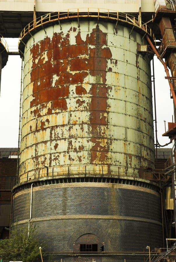 industriell behållare arkivfoto