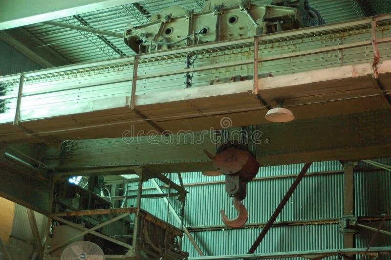 Industriell fabrik arkivbilder