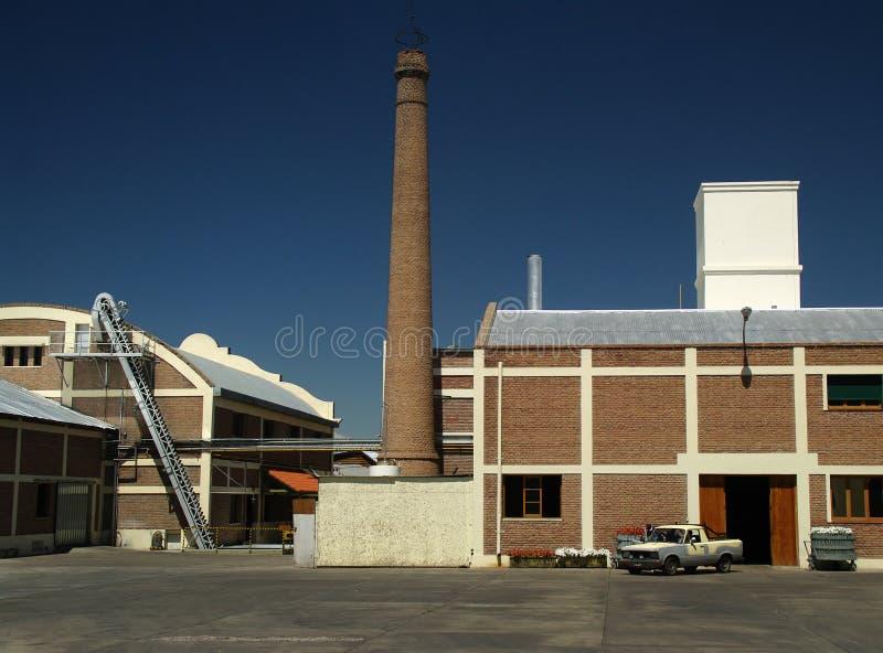 industriell lagervinodling royaltyfria bilder